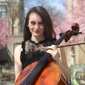 Eva Ribchnisky, Cello